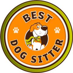 Best Dog Sitter award